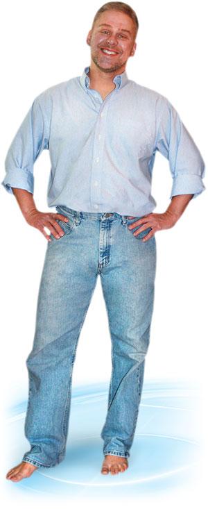 David Coleman standing